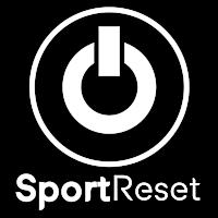 Logo SportReset - blanco+sombra
