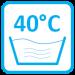 LAVABLE A 40°C